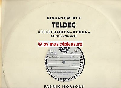 ♫ LP 1958 Harry Belafonte TO WISH YOU A MERRY X-MAS Testpressing ONE OF A KIND ♫