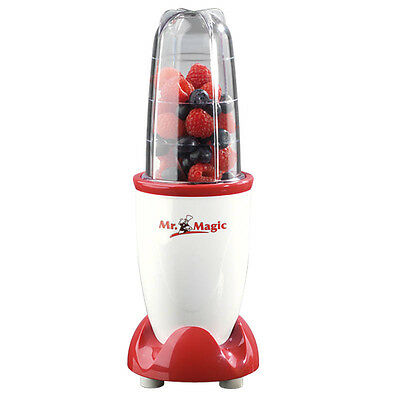 GOURMETmaxx Mr Mixer Magic 250W rot weiß