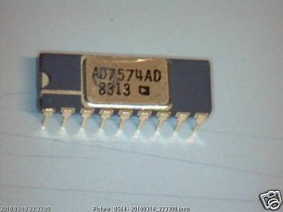 AD7574AD CMOS uP-compatible 8-BIT DAC DIP-18