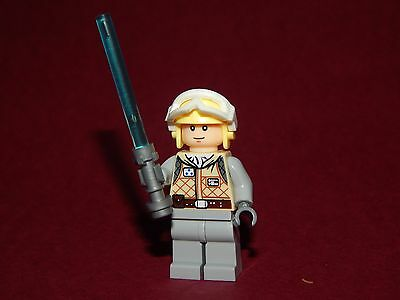 Star Wars  Luke Skywalker Hoth Lego Compatble Buy any 4 and receive 1 free