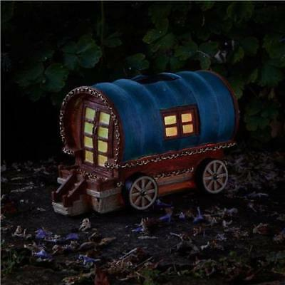 Smart Garden Solar Gypsy Rose Caravan (The Elvedon Collection) 1020983