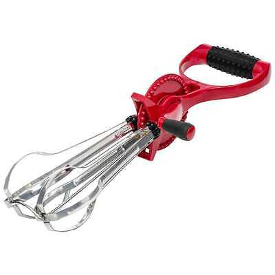 Swift Whip Handheld Beater/Mixer Classic Style Vintage Handle Ball Drive Egg New