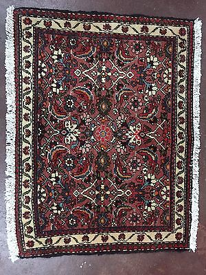 "On Sale Handmade Persian-Hamadan Rug Carpet 2x3,1'10""x2'6"""