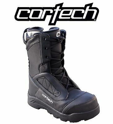 Cortech Cascade Sport Snow Boot Black Sizes 7-14 Winter boot waterproof barrier