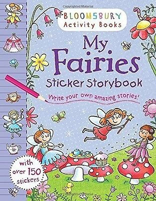 My Fairies Sticker Storybook (Bloomsbury Activity Books), , 1408847280, New Book