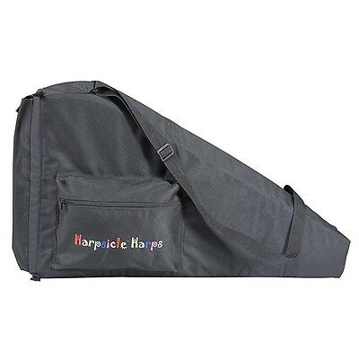 Rees Harps Harpsicle 5500 Padded Harp Carrying Gig Bag with Strap