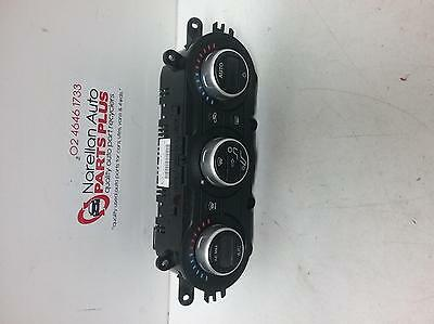 Mazda Bt50 Heater Air Conditioning Controls Climate Control Type, 10/11-17