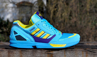 ADIDAS ORIGINALS TORSION ZX 8000 Aqua Men'