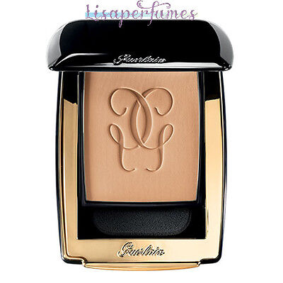 Guerlain Parure Gold Radiance Powder Foundation SPF15 01 Pale Beige 0.35oz