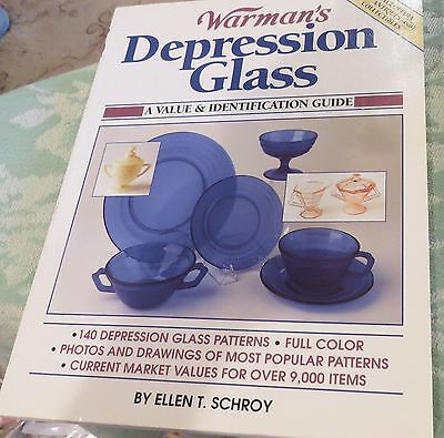 Warman's Depression Glass, A Value & Identification Guide Book