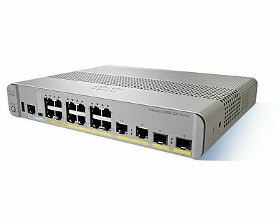 CATALYST 3560-CX 12 PORT DATA IP BASE [Gris, Blanc] - Cisco - Cisco NEUF