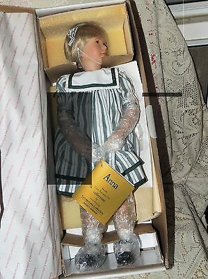 georgetown collection doll MIB...Anna by Jutta Kissling...LOOK