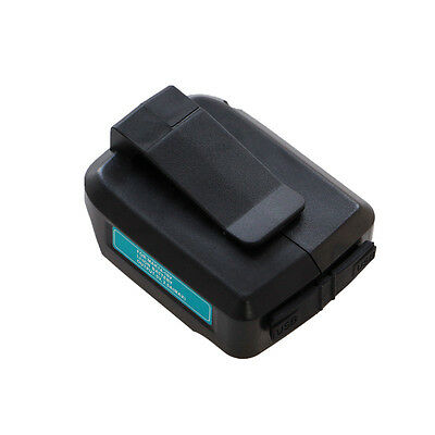 USB Devices Charger Accessory replacement for Makita 18V/14.4V li-ion battery
