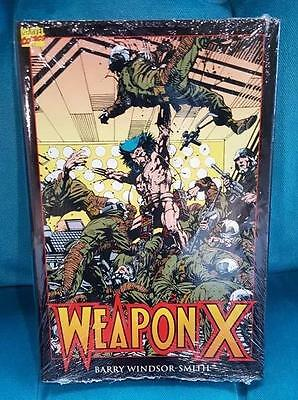 Weapon X - 1st Print - Barry Windsor Smith - Hardcover HC TPB - Sealed - 1994