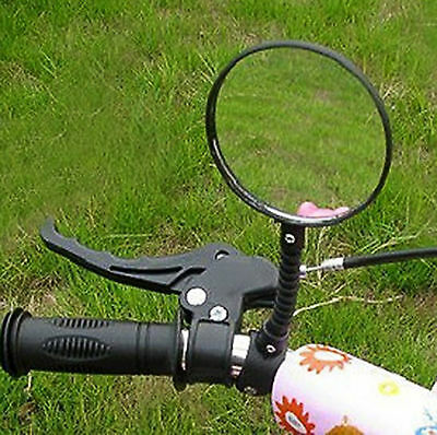 Bike Bicycle Cycling Rear View Mirror MTB Flexible Safety Mirror Reflector