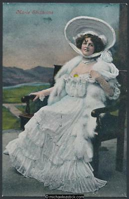 Marie Studholme (12) - English actress in musical comedy (1872-1930)