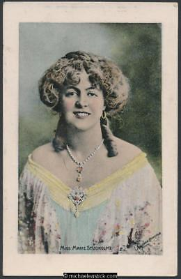 Marie Studholme (13) - English actress in musical comedy (1872-1930)