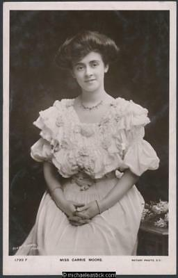 Carrie Moore (2) - Australian actress and singer (1883-1956)