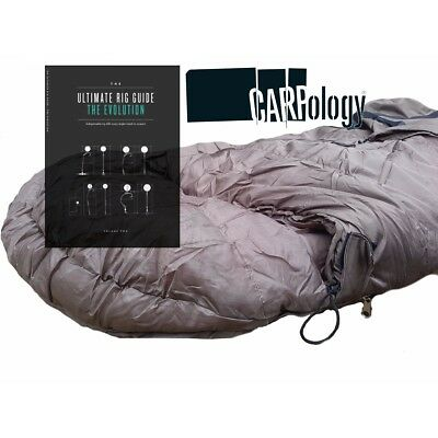 Cyprinus Carpstar Frostline 4 Season Carp Fishing Sleeping Bag + FREE Rig Guide