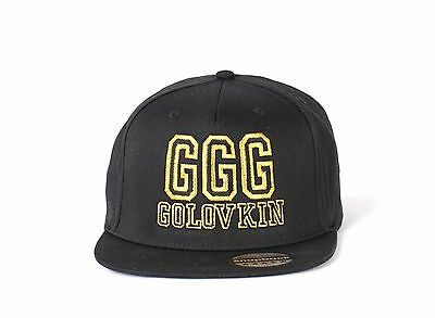 Ggg Gennady Golovkin Snapback Pair Fashion Embroidered Rapper Caps Hip-Hop Hats