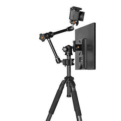 Tether Tools Rock Solid PhotoBooth Kit for Stands and Tripods with Aero Elbow