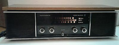 Panasonic Vintage Stereo Multiplex AM/FM Stereo Radio Model RE 7300 Retro 1974?