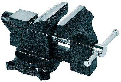 BESSEY 4 inch Light Duty Bench Vise Clamp Swivel Base Locking Table 5 New Top 4