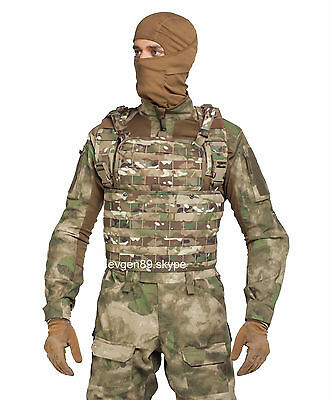 ANA Tactical Russian Tactical Vest Vympel for FSB Units in Multicam