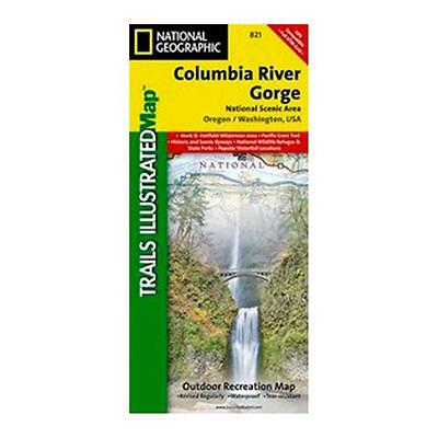 National Geographic 603070 821 Boots Columbia River Gorge Oregon