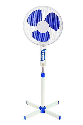 """16"""" Air Cooling Portable floor standing pedestal FAN FREE SHIPPING"""