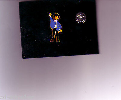 Beatles  RINGO STARR  Cartoon  Movie  H E L P  Hat  Pin   MINT