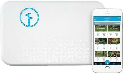 Rachio Smart Sprinkler Controller 16 Zone 2nd Generation Irrigation Timer Lawn