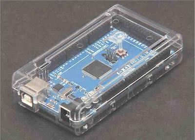 A1 items Arduino Mega Case Enclosure New Clear  Computer Box with Switch