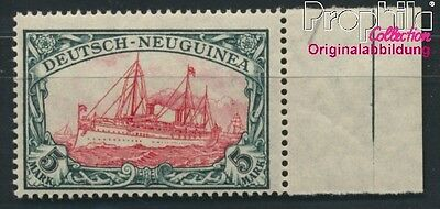 German-Guinea 23II A II tested, centerpiece II unmounted mint / never hinged 191