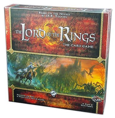 Fantasy Flight Games, Lord of the Rings, the Living Card Game, Core Set