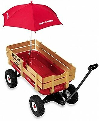 Radio Flyer Wagon Umbrella Clips On Fits All NEW