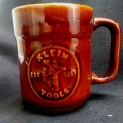 Klein Tools Coffee Cup Lineman Logo 125 Years Mug