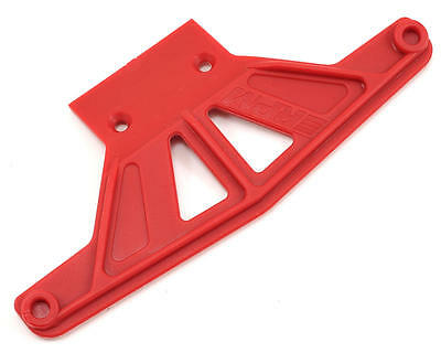 RPM Wide Front Bumper Red Traxxas Stampede Rustler Bandit 2WD VXL XL5 RPM81169