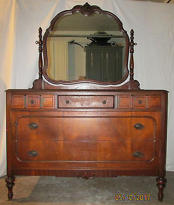 1920's FIVE PIECE BEDROOM SET