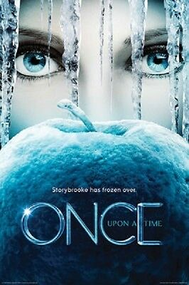 ONCE UPON A TIME POSTER (61x91cm) FROZEN MOVIE PICTURE PRINT NEW ART