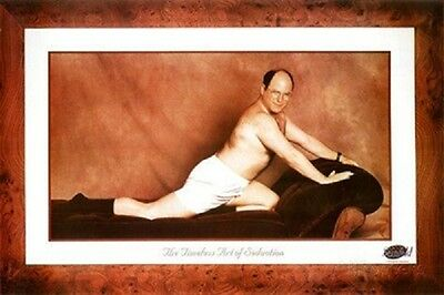 GEORGE TIMELESS ART OF SEDUCTION POSTER (91x61cm) SEINFELD PICTURE P