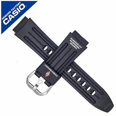 CASIO Watch strap band for PRO TREK PRG 80 PAW 80 1100 PRG-80 PAW-80 PAW-1100