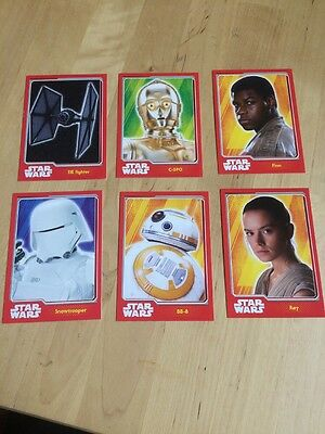 Topps Journey To Star Wars