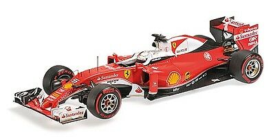 Ferrari F1 Sf16-H #5 China Gp 2016 Sebastian Vettel BBR 1:18 BBR181615 Model MMC