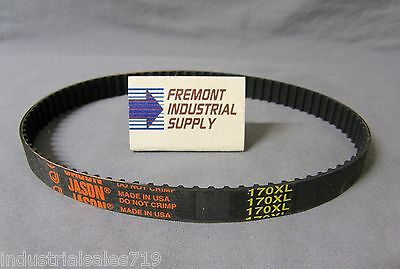 170XL037 Timing belt 85 tooth MADE IN THE USA