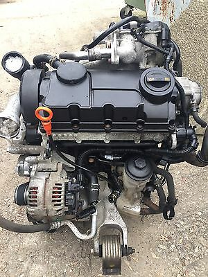 Motor Ford Galaxy VW Sharan 2.0 TDI BRT 103Kw 140PS