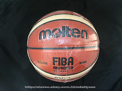 Molten HQ GM7X 7 PU men's basketball indoor basketball training official on SALE