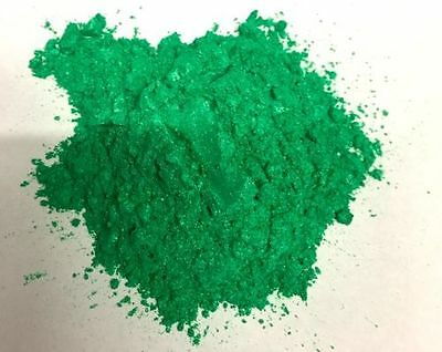 100g Resin4Art Metallic Colour Pigments for Epoxy Resin: Dark Green