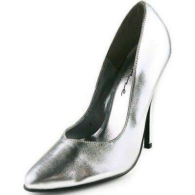 3dfd665311e2 ELLIE SHOES SEXY Classic Pumps Womens High Heel 8220 SILVER -  32.95 ...