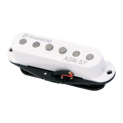Entwistle ASN 57 alnico noiseless single coil pickup